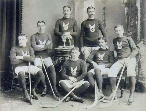 The old Montreal Hockey Club. Is it time they reform and challenge for another Stanley Cup?